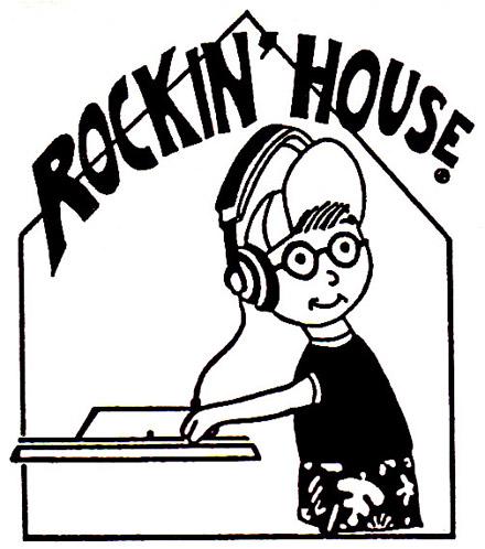 Rockin' House logo