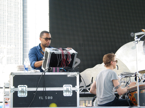 Carl Craig and Vladislav Delay