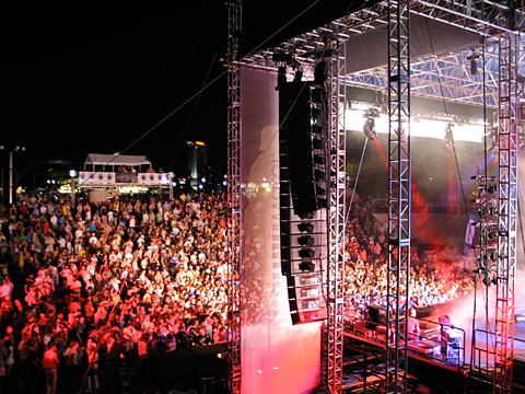 DEMF main stage