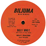 Billy Who? label