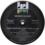 Bonnie Oliver label
