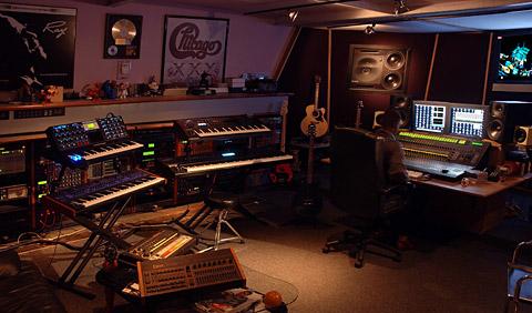 Slang Musicgroup studio