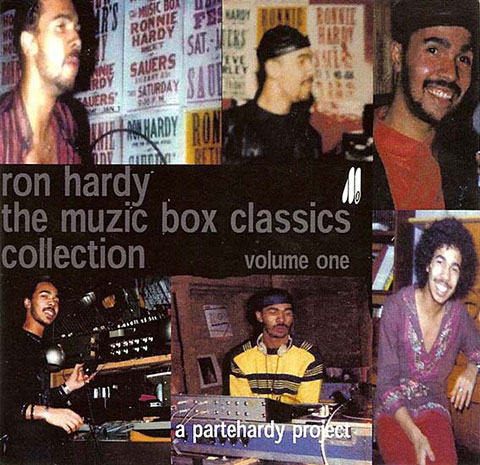 Muzic Box Classics Collection CD cover