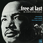 Dr. Martin Luther King Jr.: Free at Last cover