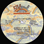 Inner Life: Moment Of My Life label