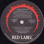 Linda Clifford: The Heat in Me label