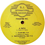 Fingers Inc.: A Path label