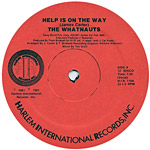 The Whatnauts: Help Is on the Way label