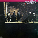 The Dells: No Way Back cover
