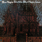 Thirteen Blue Magic Lane cover