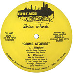 Crime Stories label