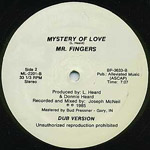 Mystery of Love label