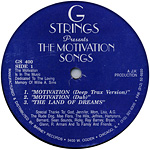 The Motivation Songs label