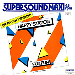 Happy Station cover