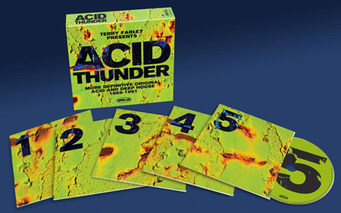 Acid Thunder boxed set