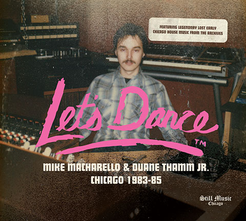 Let's Dance Records cover