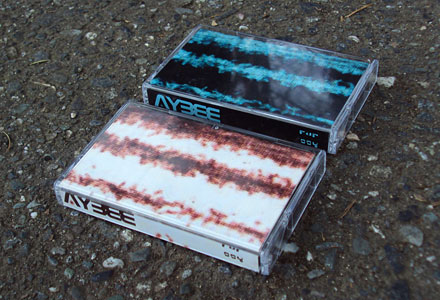 Ancient Tones cassette tapes