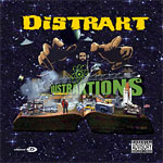 Distraktions cover