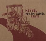 Myam James Part 1 cover