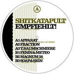 Shitkatapult Empfiehlt EP cover