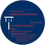 The Space Voodoo cover