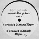Unleash The Golem Part 1 cover