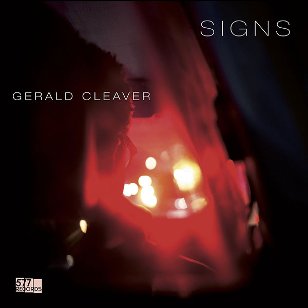 Gerald Cleaver: Signs cover