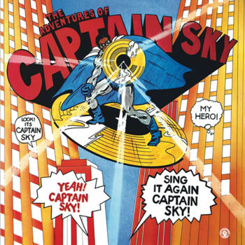 The Adventures of Captain Sky cover
