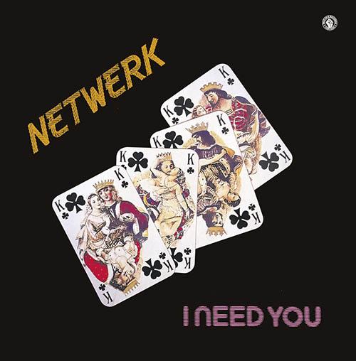 Netwerk: I Need You cover